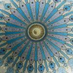 Blue Islamic Arts Museum Kuala Lumpur photo ooaworld Rolling Coconut
