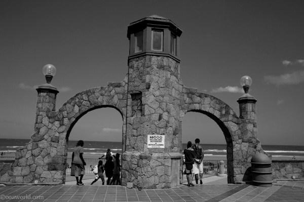 daytona beach USA road trip photo ooaworld