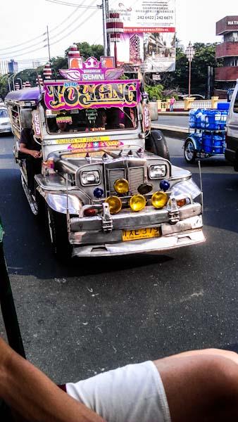 Jeepney Manila Philippines photo ooaworld Rolling Coconut