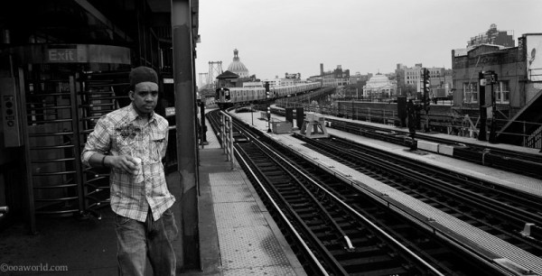 photos nyc brooklyn subway marcys USA road trip ooaworld