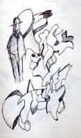 stipulation Travel Drawings: Road sketches, part 2 ooaworld photo