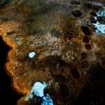 Texture, Yellowstone Park, Moonsteps