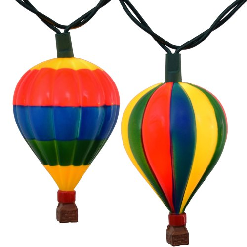 Medium Of Hot Air Balloon Decorations