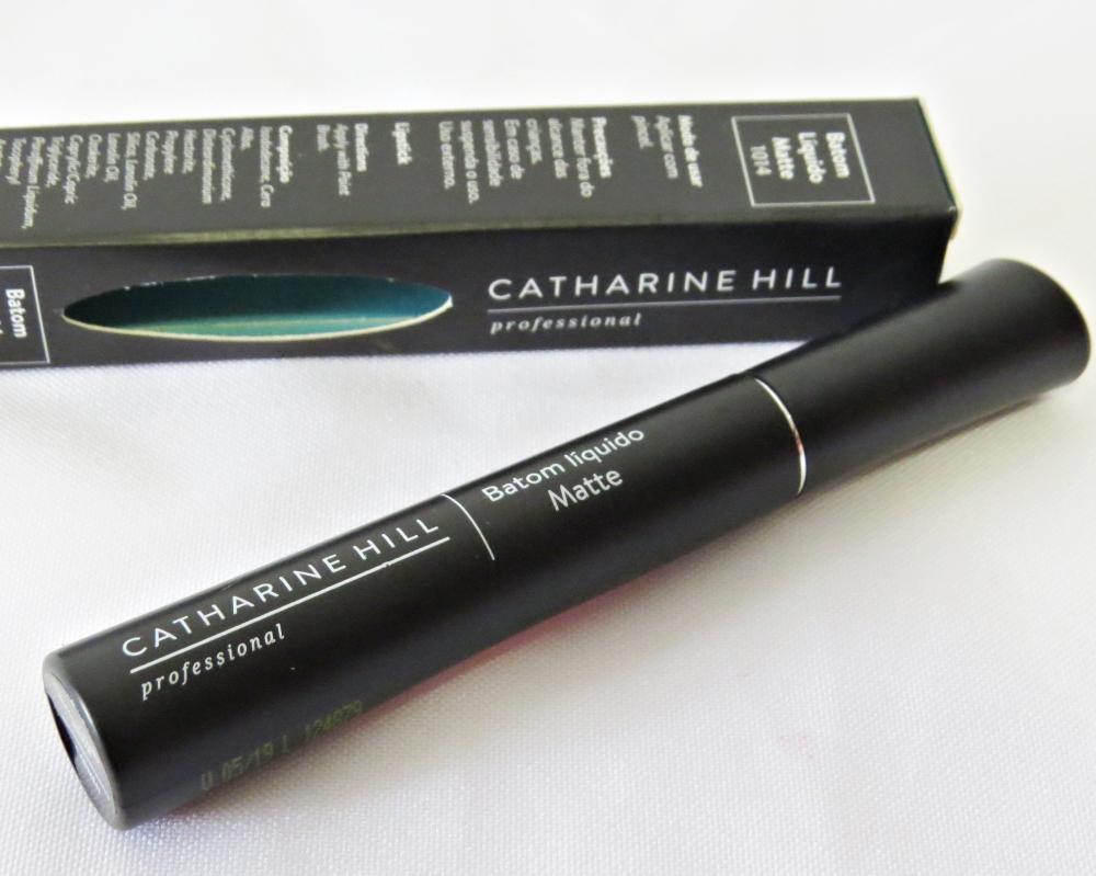 Batom líquido Catharine Hill cor Carmen