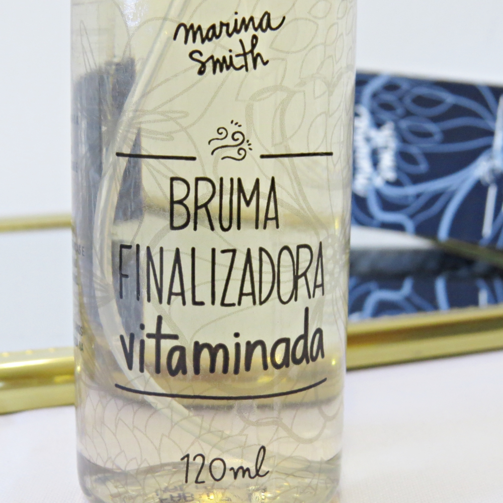 Bruma finalizadora vitaminada Marina Smith