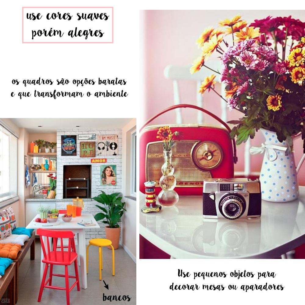 Como fazer e onde comprar decoração retrô