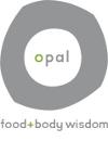 Opal Food and Body Wisdom Logo