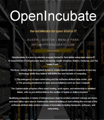 Openincubate