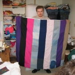 Terry's first quilt