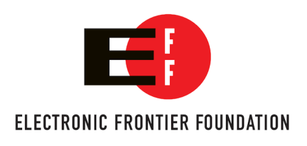 Image result for electronic frontier foundation logo