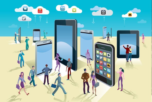 Cloud-service-mobile-based-technology