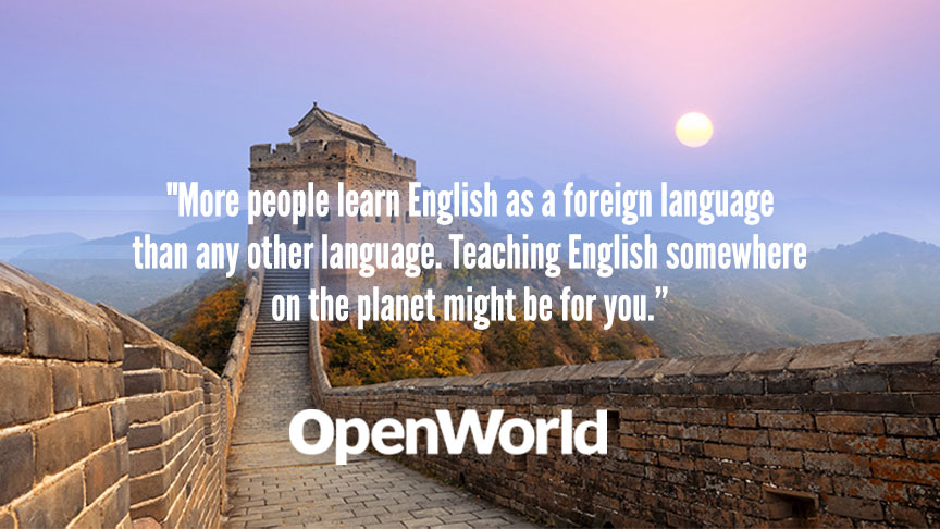 The Perks of Teaching English Abroad (And How to Do it)