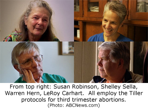 The arguments for after-birth abortions have begun?