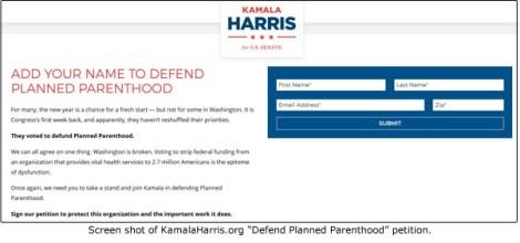 harris defendpp petition