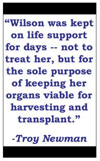 keep organs viable