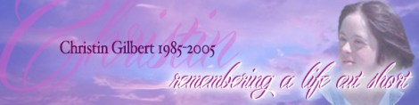 christin gilbert 2005