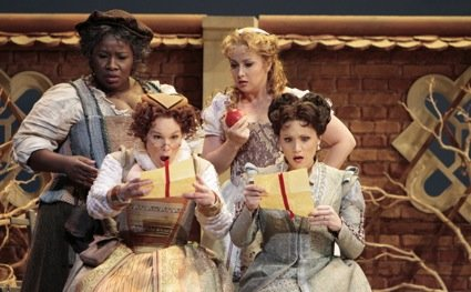 FALSTAFF MERRY WIVES READING