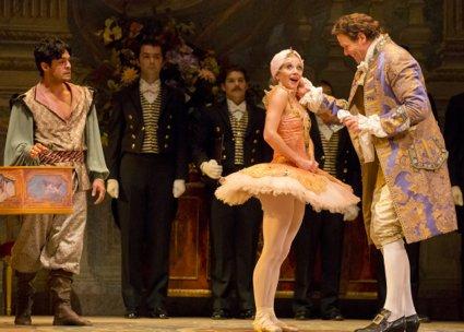 CAPRICCIO SKOVHUS BALLET DANCERS (425)