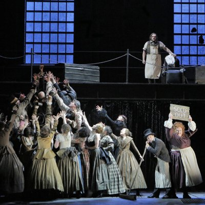 SWEENEY TODD (400) SOLD OUT