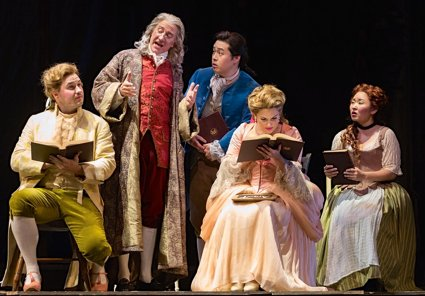 CANDIDE 2 BARONS HOUSEHOLD CADEL (425)
