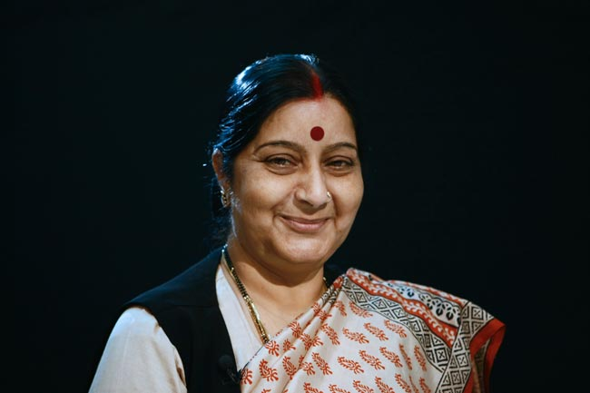The importance of being Sushma Swaraj