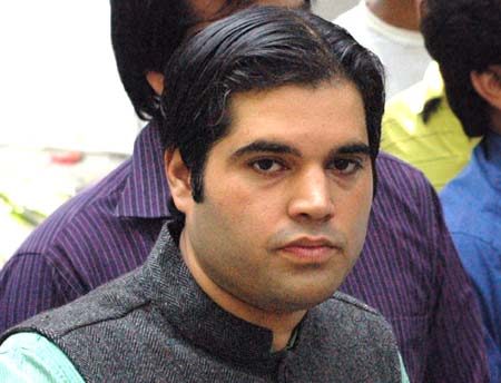 Varun Gandhi's alleged Honey-trap, Karma and the UP elections