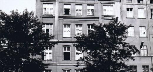 Łąkowa 9 - front