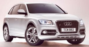 Foto: Audi. En total, más de 100 proveedores suministran piezas para el nuevo Audi Q5 desde México.