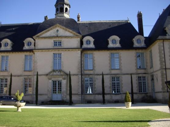 Chateau de Menou