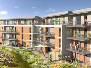 CITY PARC | Construction de Dalle Pleine | Logement
