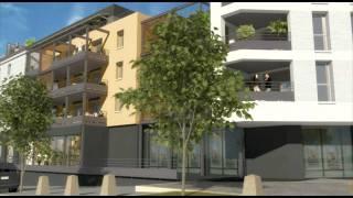 URBAN PARC | Dalle pleine | Logement
