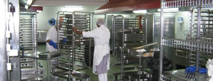La cuisine tourne à plein régime grâce à l'optimiseur d'énergie Terawatt