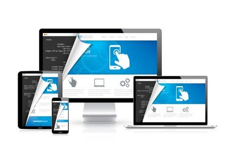 Website Design, SEO and Online Marketing - Responsive Website Design