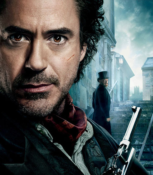 2 New Clips for Sherlock Holmes: A Game of Shadows