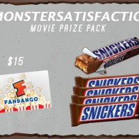 Snickers Ultimate Movie Pack Giveaway!