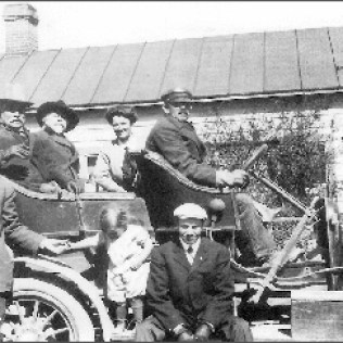 Buffalo Bill, 2/19/1910