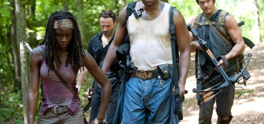 Michonne is taking some of the group to the town to save Glenn and Maggie, they get trapped by walkers and find the little shack where the crazy fellow is staying. The group is still trying to figure out if they should trust her.