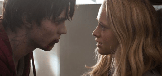 Nicholas Hoult did a commendable job portraying R, a zombie who falls in love with a human.
