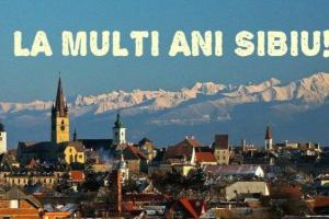 ASTĂZI este ziua Sibiului! Iohannis, mesaj special pentru sibieni!