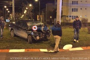 Weekend negru: Cinci accidente grave pe şoselele Sibiului! (FOTO-VIDEO)