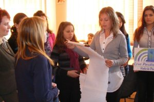 """Programul educațional """"Viața la pozitiv"""", la cea de-a VI-a ediție"""