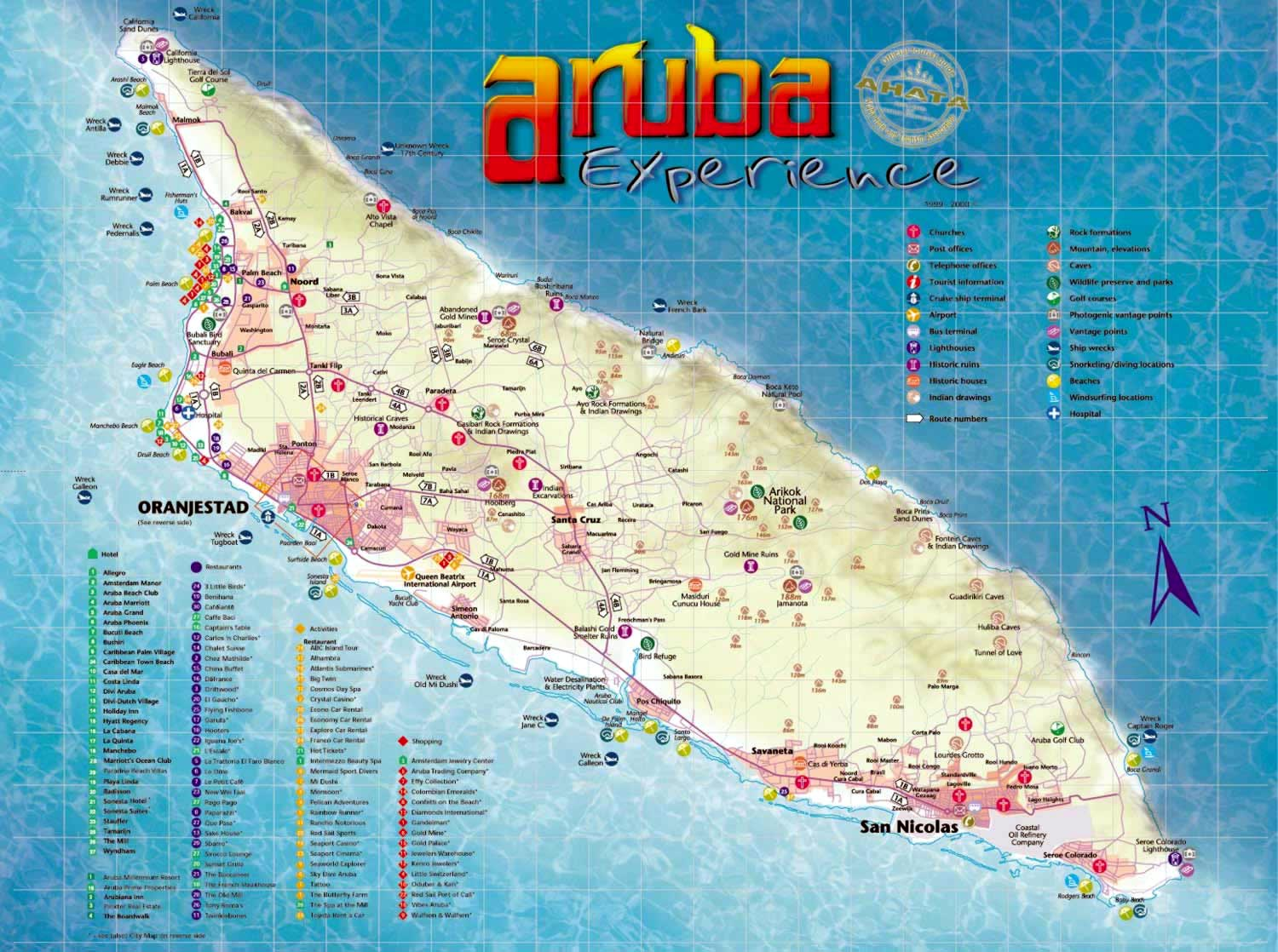 Where Is Aruba On The Map Verizon Wireless Outage Map Epic Jump Map - Aruba and us map