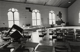 The Art Gym, 1980, before it became the Art Gym.