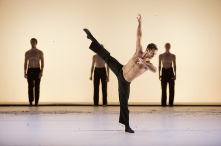 """Northwest Dance Project, """"New Wow Now."""" Courtesy of NW Dance Project."""