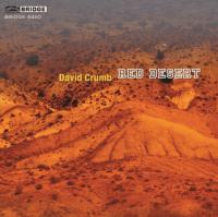 crumb red desert