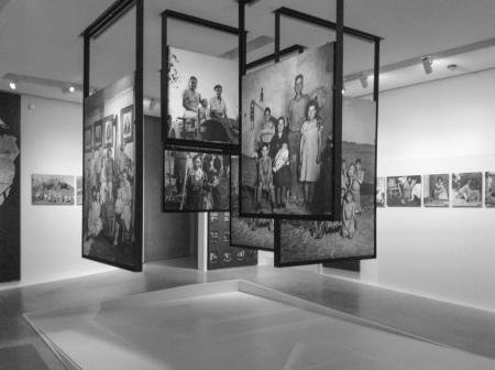 Photos from Edward Steichen's famous Family of Man exhibition inspired the music performed by Pause ensemble Friday at Portland's Trinity Cathedral.