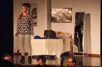 Helen Funston stars as Viva. Photo: Jessica Beer.
