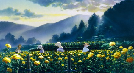 """A scene from """"Only Yesterday."""""""