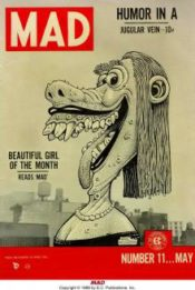 MAD 11 Cover