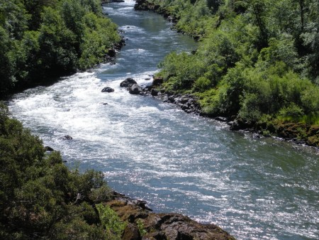 Rogue River. Photo: Christina Rusnak.